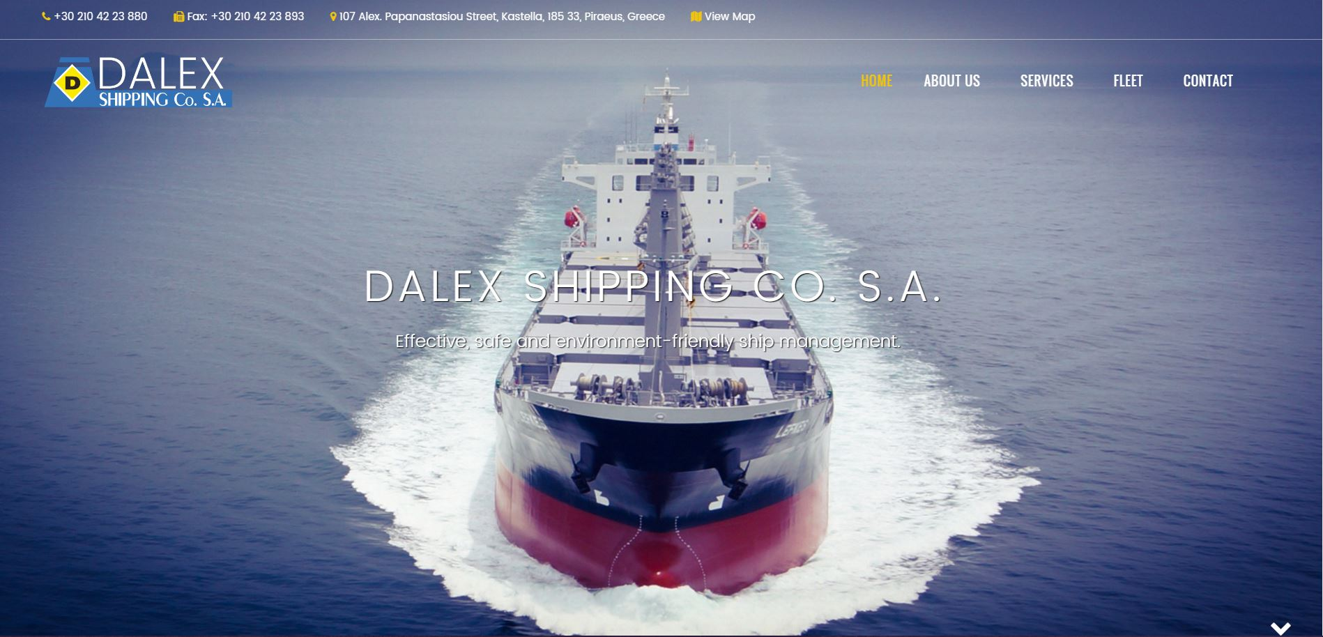DALEX SHIPPING CO. S.A.